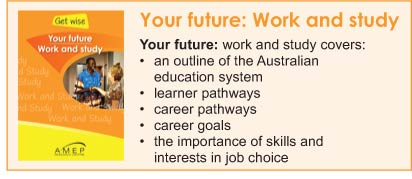 Your Future work and study