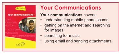 Your Communications